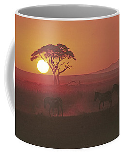 African Sunrise Coffee Mug