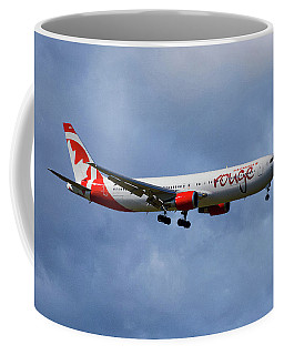 Air Canada Rouge Boeing 767-35h Coffee Mug