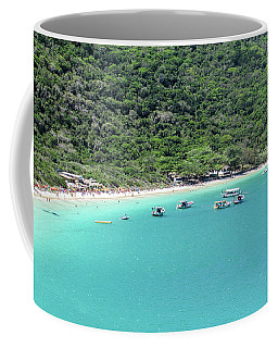 Arraial Do Cabo Coffee Mug by Cesar Vieira