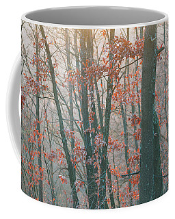 Autumn Forest Coffee Mug