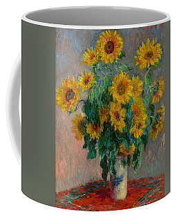 Bouquet Of Sunflowers Coffee Mug
