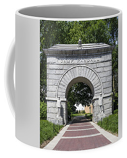 Camp Randall Memorial Arch - Madison Coffee Mug