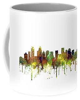 Charlotte Nc Skyline Skyline Coffee Mug