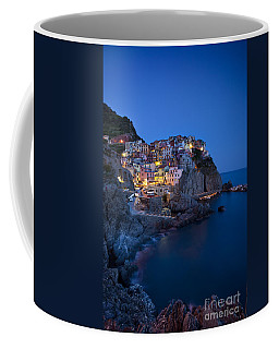 Coffee Mug featuring the photograph Cinque Terre by Brian Jannsen