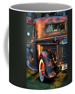 Classic Ford Pickup Coffee Mug by Dean Ferreira