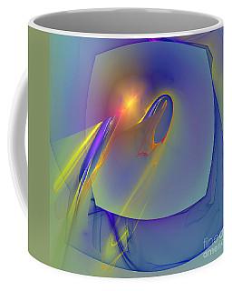 Colorful Abstract Figures Coffee Mug