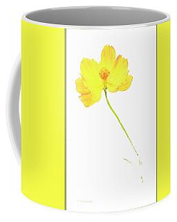 Cosmos Flower Coffee Mug