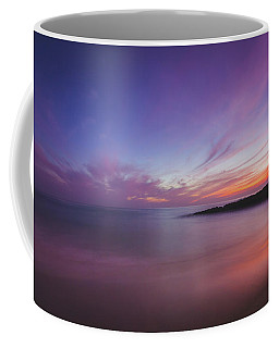 Diver's Cove Sunset Coffee Mug