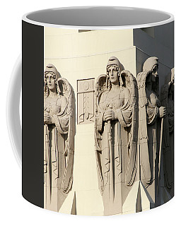 4 Guardian Angels Coffee Mug
