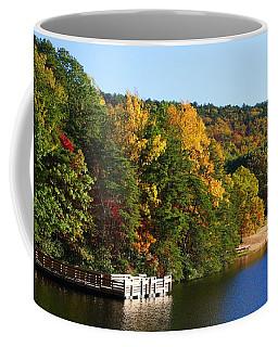 Hanging Rock Lake Coffee Mug
