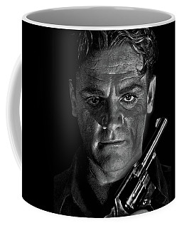 James Cagney - A Study Coffee Mug