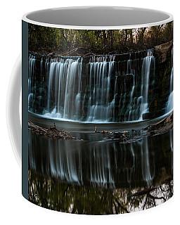Kansas Waterfall Coffee Mug by Jay Stockhaus