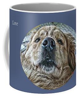 Love Coffee Mug by Rhonda McDougall