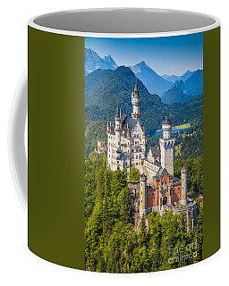 Neuschwanstein Fairytale Castle Coffee Mug