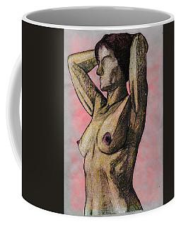Nude Woman Coffee Mug
