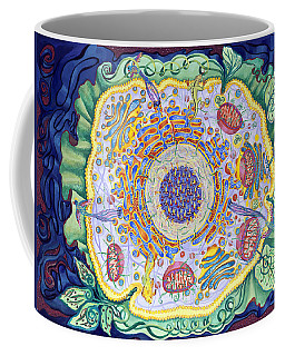 Ode To The Eukaryote Coffee Mug