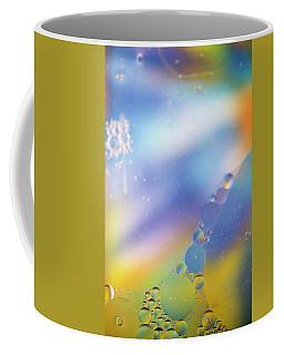 Oil In Water Coffee Mug by Kevin Blackburn