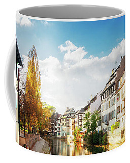 Fall In Strasbourg Coffee Mug