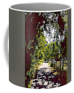 On The Path Coffee Mug