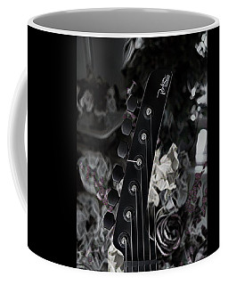 Parker Fly Guitar Headstock Coffee Mug