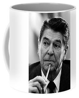 President Ronald Reagan - Three Coffee Mug