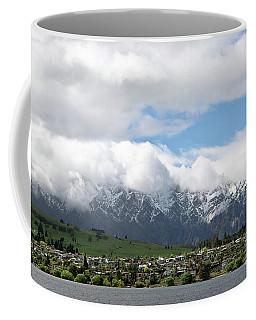 Queenstown New Zealand Coffee Mug