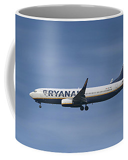 Ryanair Boeing 737-8as  Coffee Mug