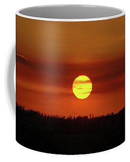 Coffee Mug featuring the photograph 4- Sunset by Joseph Keane