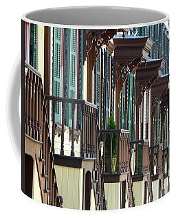 Sylvan Terrace Coffee Mug