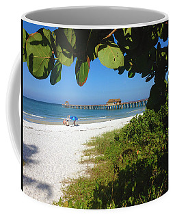 The Historic Naples Pier Coffee Mug