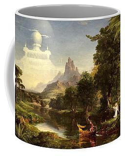 The Voyage Of Life, Youth Coffee Mug