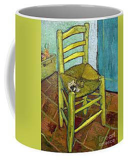 Van Gogh's Chair Coffee Mug