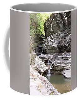 Watkins Glen New York Coffee Mug