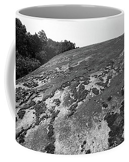 Coffee Mug featuring the photograph 40 Acre Rock 11 B W 1 by Joseph C Hinson Photography