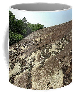 Coffee Mug featuring the photograph 40 Acre Rock 11 Color by Joseph C Hinson Photography