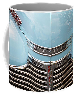 Coffee Mug featuring the photograph '40 Chevy by Dennis Hedberg