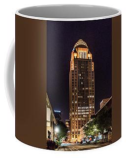 Coffee Mug featuring the photograph 400 West Market by Randy Scherkenbach