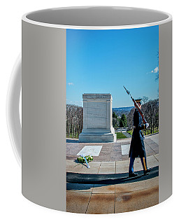 4037- Unknown Soldier  Coffee Mug