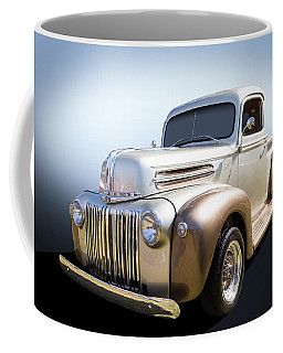 42 Jailbar Coffee Mug by Keith Hawley