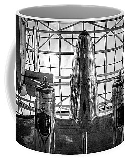 4242- Airplane Coffee Mug