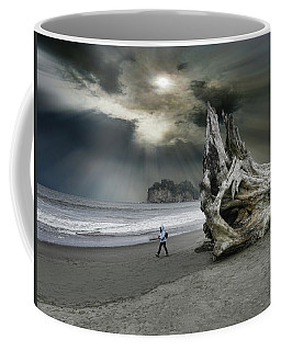 Coffee Mug featuring the photograph 4392 by Peter Holme III