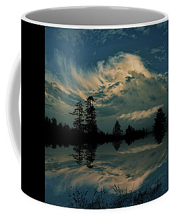 Coffee Mug featuring the photograph 4395 by Peter Holme III