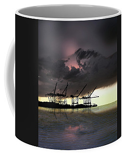Coffee Mug featuring the photograph 4396 by Peter Holme III