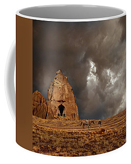 Coffee Mug featuring the photograph 4398 by Peter Holme III