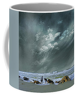 Coffee Mug featuring the photograph 4399 by Peter Holme III