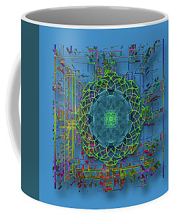 Coffee Mug featuring the photograph 4402 by Peter Holme III