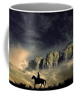 Coffee Mug featuring the photograph 4403 by Peter Holme III