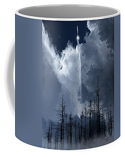 Coffee Mug featuring the photograph 4404 by Peter Holme III
