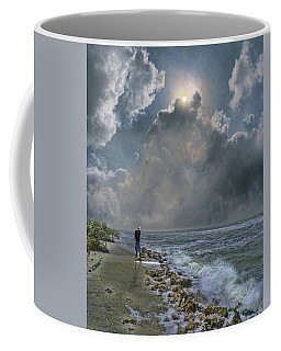 Coffee Mug featuring the photograph 4405 by Peter Holme III