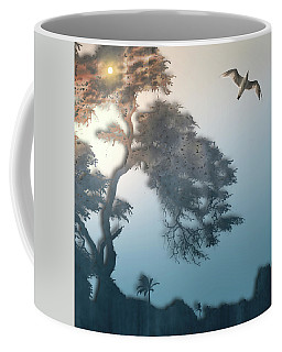 Coffee Mug featuring the photograph 4408 by Peter Holme III